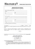 Formulaire d'inscription à mulhouse019