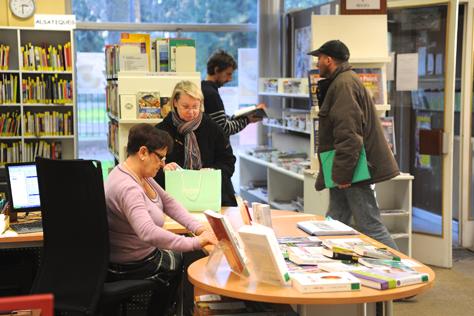 bibliothèque Salvator