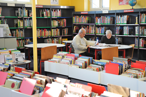 Bibliothèque de Dornach