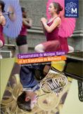 Présentation du conservatoire de musique, danse et art dramatique de Mulhouse