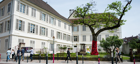 Musée des Beaux-arts extérieur