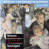 CD Strauss / Sonzogno