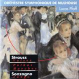 CD Strauss / Sonzogno