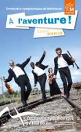 Programme de la saison 2018-2019 de l'OSM