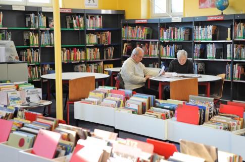 La bibliothèque de Dornach fait peau neuve