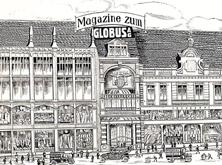 Le Globe : le plus célèbre des centenaires mulhousiens -