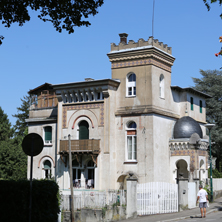 Villa néo-mauresque