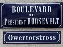 Boulevard Roosevelt // Owertorstross -