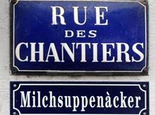 Rue des Chantiers // Milchsuppenacker -