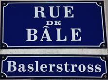 Rue de Bâle // Baslerstross -