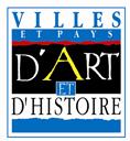 Logo Ville d'art et d'histoire