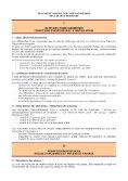 Foire Kermesse : règlement 2018