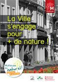 Zéro pesticide : la ville s'engage pour plus de nature