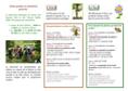 Programme des animation du service des Espaces verts