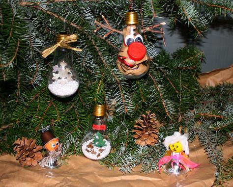 Atelier Décorations de Noël au Musée EDF Electropolis