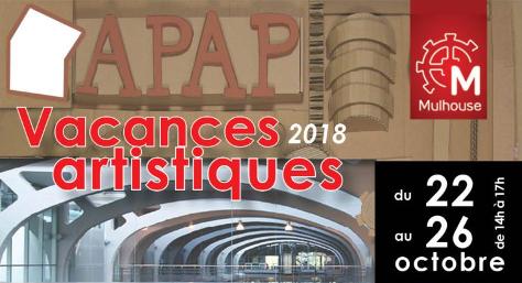 Vacances Artistiques aux APAP