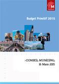 Budget municipal 2015