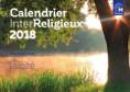 Le calendrier interreligieux 2018