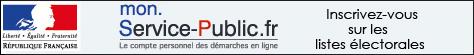 Elections : inscription en ligne