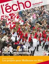 Les projets pour Mulhouse en 2012 - Février 2012