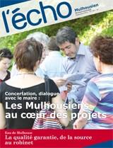 Les Mulhousiens au coeur des projets - Septembre 2012