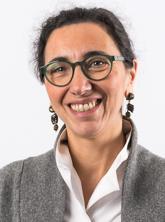 Cécile Sornin - 17e adjoint au maire
