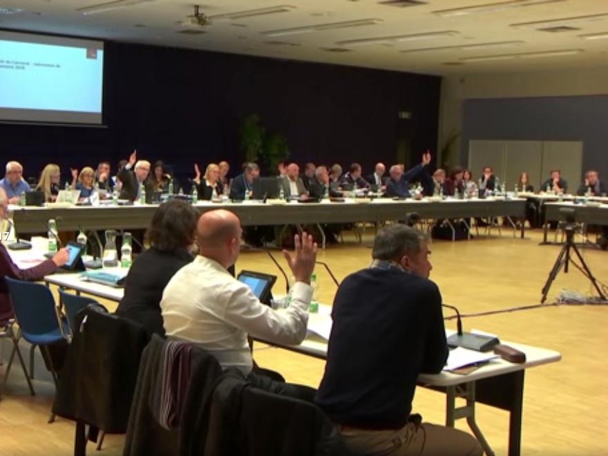 Retrouvez le conseil municipal en vidéo - Conseil Municipal