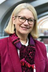 Michèle Lutz, maire de Mulhouse