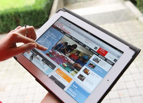 Mulhouse : les applications à votre service ! - Nouvelles technologies