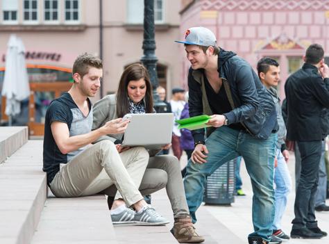 Profitez librement et gratuitement du wifi à Mulhouse