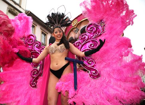 Carnaval, entrez dans l'ambiance !