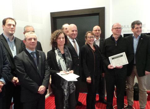 Trois projets récompensés par la fondation Wallach