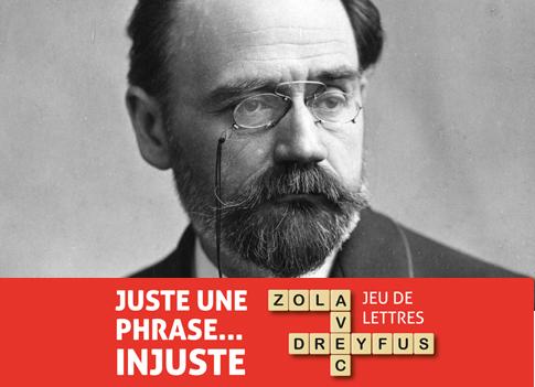 Jeu Dreyfus : juste une phrase... injuste