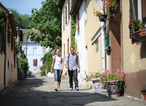 Découvrez Mulhouse à pied
