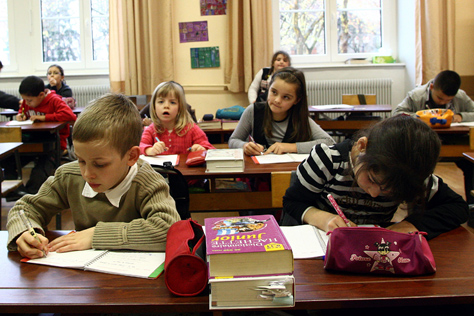 Inscription en écoles maternelles et élémentaires