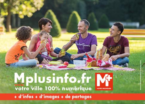 Toute l'info de Mulhouse sur le webzine M+