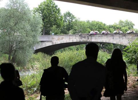 Mulhouse Diagonales pour redessiner la ville en vert et bleu - Grand projet