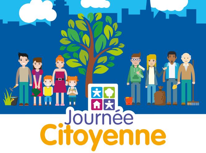 Journée citoyenne 2018 à Mulhouse - Manifestation