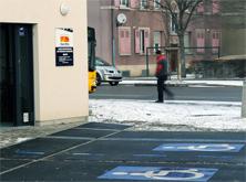 Accéder aux espaces publics - Accessibilité