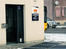 La Maison départementale des personnes handicapées - Structure
