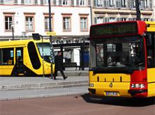 Une ville accessible - Transport
