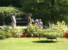 Parcs et jardins - Nature