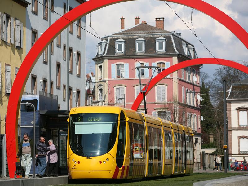 Photos mulhouse la ville en photo image ville de mulhouse for Piscine illberg mulhouse