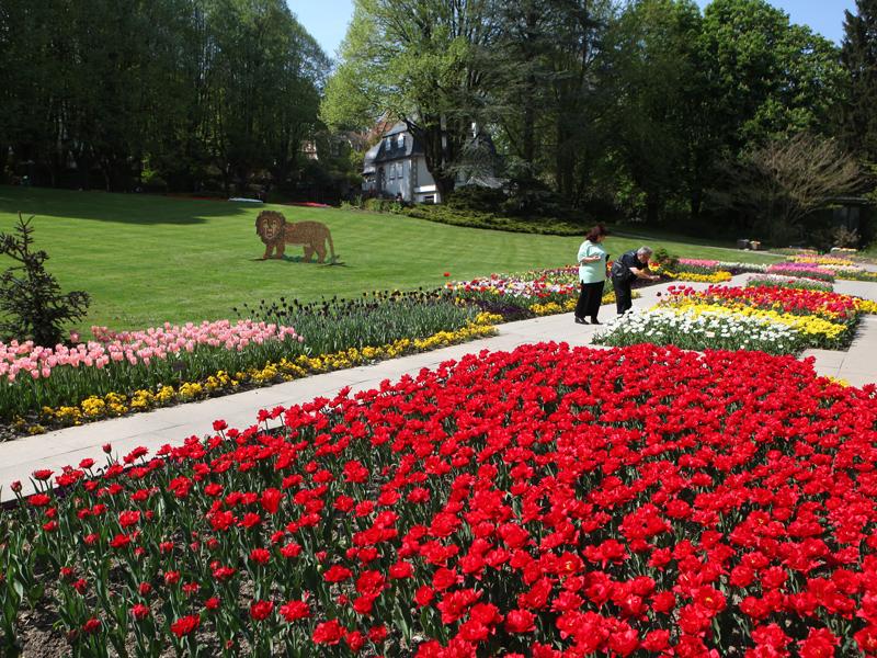 Parcs et jardins nature en ville photo la ville en images - Jardin zoologique de la ville de lyon ...