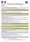 Notice explicative de la demande de mesure d'exposition aux champs électromagnétiques