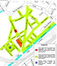 Plan de stationnement étudiants Fonderie