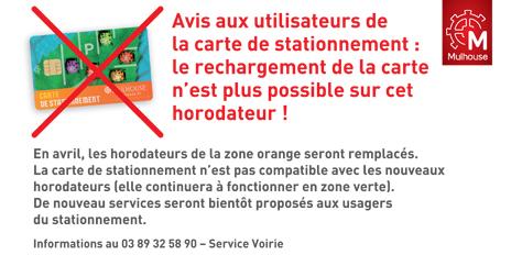 Sticker zone orange