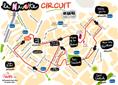 Itinéraire de la Navette
