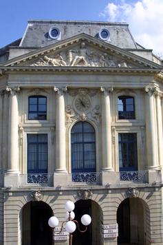 Bâtiment rue du Sauvage