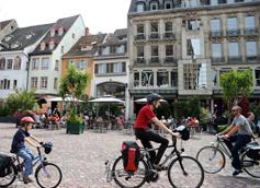 Le vélo à Mulhouse